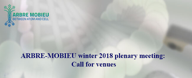 ARBRE-MOBIEU winter 2018 plenary meeting