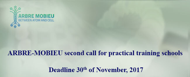 2nd call for practical training schools