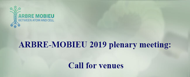 Call for venues