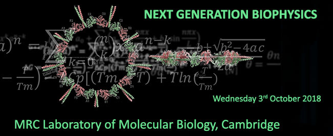 NEXT GENERATION BIOPHYSICS 2018