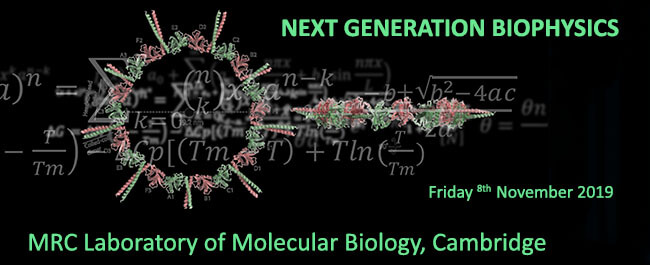 NEXT GENERATION BIOPHYSICS 2019