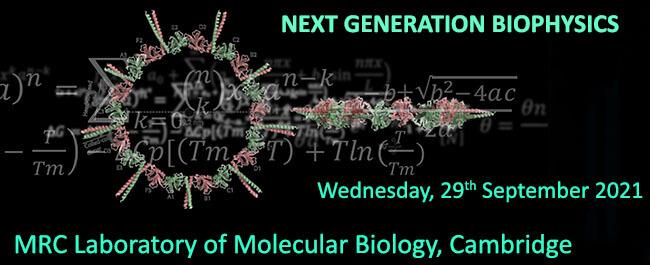 NEXT GENERATION BIOPHYSICS 2021